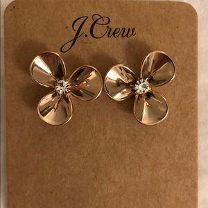 Earrings. JCrew